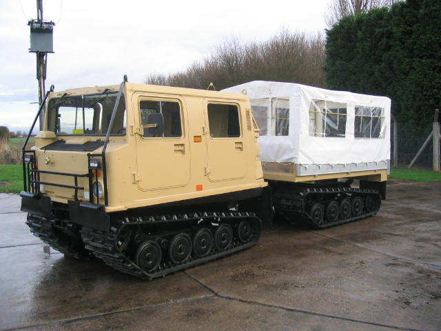 BV206 PERSONELL CARRIER-