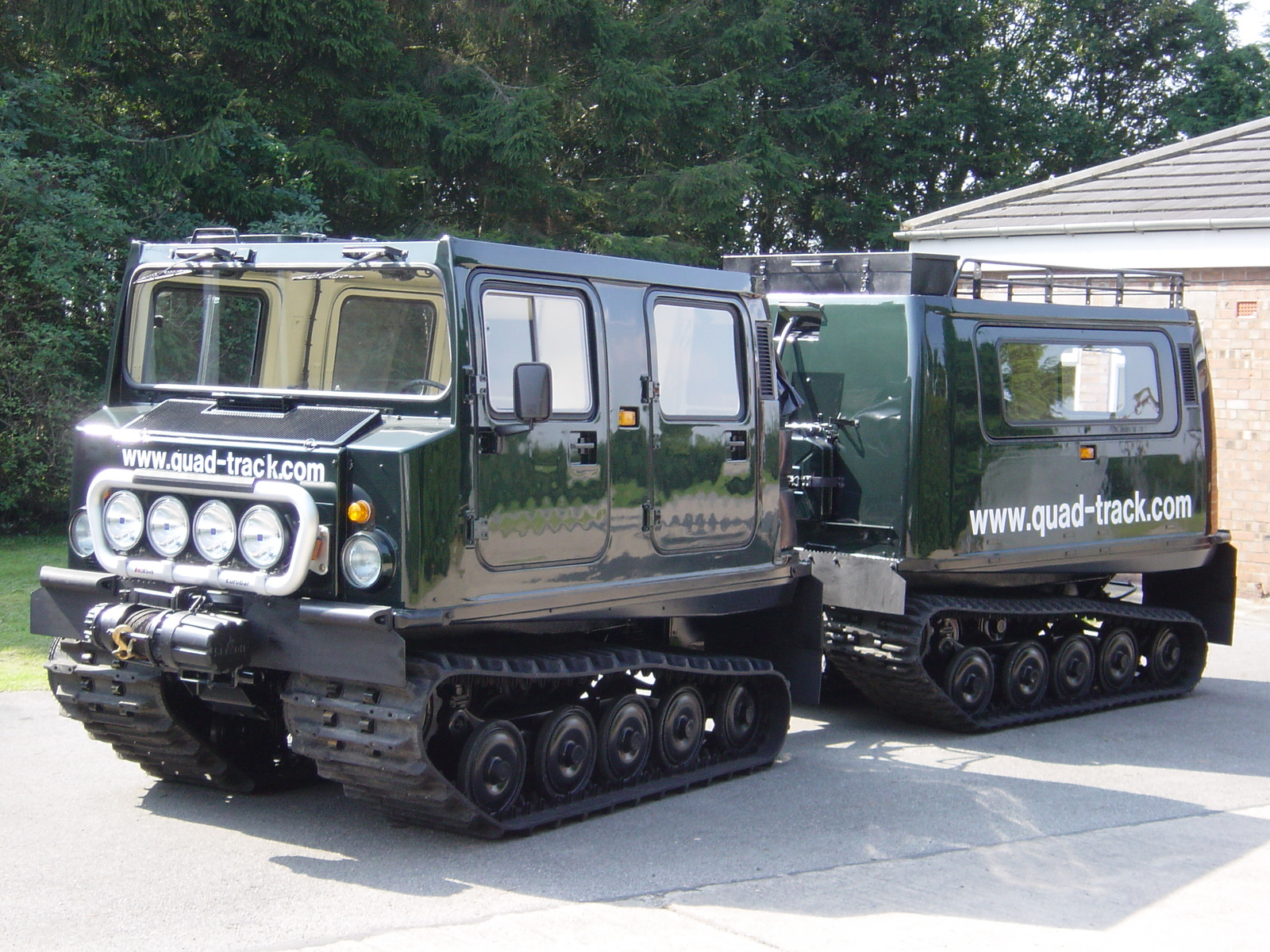 BV206 PERSONELL CARRIER-16
