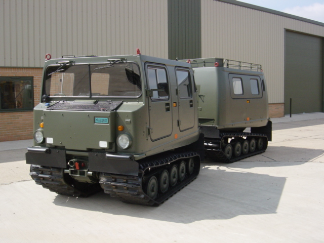 BV206 Personnel Carrier