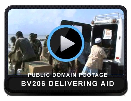 Video of the BV206 as used during the Tsunami Disaster Relief in Columbo